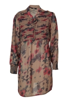 Valerie Watercolour Print Tunic