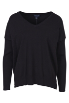 Gordon Smith Boxy V Neck Knit
