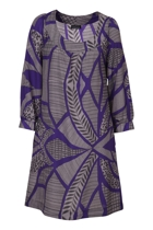 Gordon Smith Patchwork Print Dress