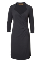Martini Splice Ruched Dress
