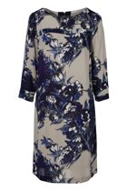 Layla Vase Printed Dress