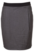 Esprit Collection French Melange Laura Skirt