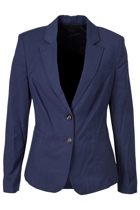 French Melange Blazer