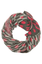 Jacquard Snood
