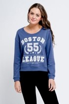 Boston League Jumper