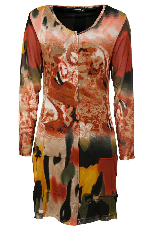 Cordelia St Tunic Jacket