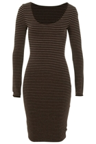 Metalicus Double Take L/S Dress