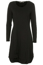 Yarra Trail Textured Panel Dress