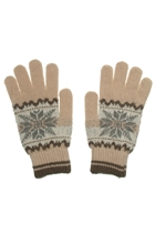 Dents Australia Jacquard Knit Magic Gloves