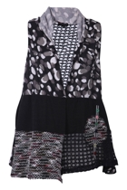 Threadz Phoebe Spliced Vest