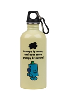 Mr Grumpy Water Bottle