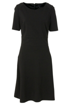 Holly Horizontal Ponte Dress
