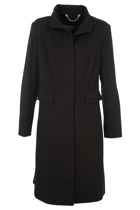 Saddle Stitch Coat