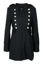 Living Doll Royal Navy Coat