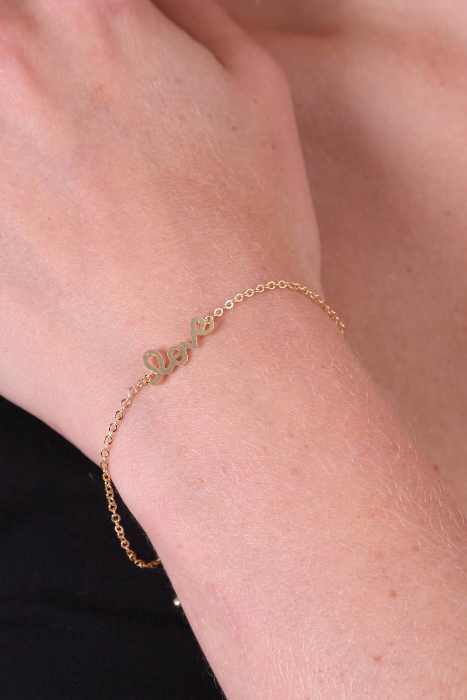 Tiger Tree Love Bracelet