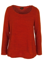 Threadz Red Rock Knit Jumper