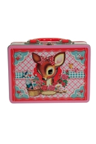 Bonjour Tin Lunch box