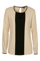 Esprit Collection Structured Satin L/S Blouse