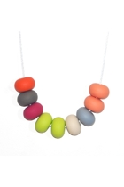 Broome Doughnut Bead Necklace