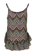 Feathers Tribes Cami