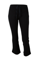 Plain 3/4 Stretch Pants