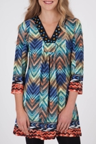 Clarity By Threadz The Jordy Tunic