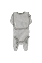 Three Piece Growsuit & Bodysuit Set