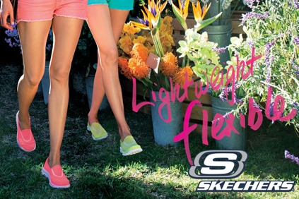 Skechers Go Walk 2 Frenzy Walking Shoe - Sneakers & Athleisure