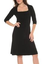 Sacha Drake Olivia 3/4 Slv Dress