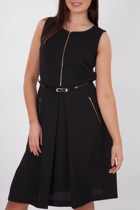 Isolde Crepe Dress