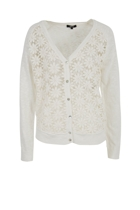 Ivy Lace Knit Cardigan