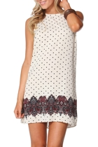 Sass Daisy Dot Dress
