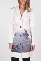 st-martins Gimic Print Jacket