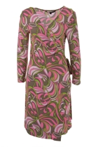 Undress Finesse Wrap Dress