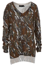 Mink Pink Commando Jumper