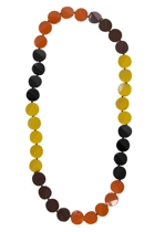 Maasi Simple Disc Necklace