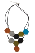 Rhombus Necklace