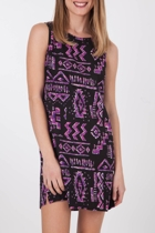 All About Eve Inca Shift Dress