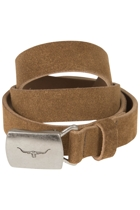 Mini Logo Buckle Belt
