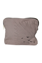 Eco Cotton Sun Ipad/E-Reader Sun Clutch