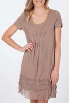 Threadz Cedar Jersey Dress