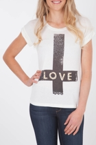 Sass Star Cross Lovers Tee