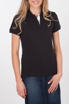 R M Williams Grange Semi Fit Polo