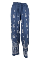 Hand Embroidered PJ Pants