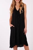 Gordon Smith Sleeveless Matahari Dress