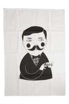 Man Tea Towel