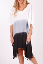 Nest Picks Dip Dyed Beach Kaftan
