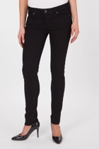 Skyline Black Ink Skinny Jean