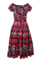 Bella Flower Basket Dress