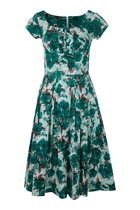 Bella Vintage Shamrock Dress